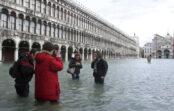 TIEŠRAIDE: Venēciju piemeklējuši vērienīgākie plūdi pusgadsmita laikā