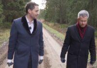 """VIDEO: """"Dvēseļu puteņa"""" režsors Dreibants jauno gadu sāks ar filmas gatavošanu ārzemju skatītājiem"""