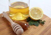 Citrona sula, tējas, medus. Desmit dienu plāns organisma attīrīšanai