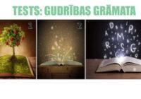 """TESTS """"Gudrības grāmata"""". Izvēlies attēlu un uzzini tā nozīmi!"""