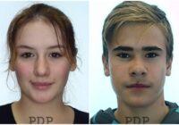 Ventspilī no aprūpes centra aizmukuši Ksenija un Deniss. Varbūt esi viņus redzējis?