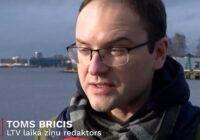 """VIDEO: Eiropā plosās """"Siāra""""; kas būs tālāk, prognozē Toms Bricis"""