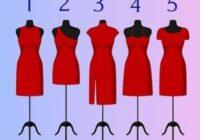 TESTS. Izvēlies kleitu un uzzini savu galveno rakstura īpašību! + Vēl pieci psiholoģiski testi