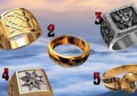 TESTS. Izvēlies gredzenu un uzzini, ko tu vislabāk kontrolē?