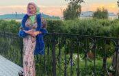 VIDEO: Skandalozā balerīna Voločkova tik ļoti alkst pēc klostera, ka nospļaujas uz karantīnu