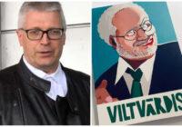 """Kāpēc """"Viltvārdis""""? Lato Lapsa skaidro skandalozo grāmatu par Valsts prezidentu (VIDEO)"""