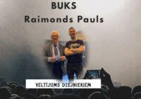 Noklausies! Raimonds Pauls un dziedošais ugunsdzēsējs Buks piedāvā roķīgu dziesmu