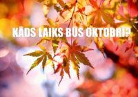 Laika vērotājs Vilis Bukšs: kāds 1. oktobris, tāda visa ziema!