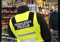VIDEO: Policija pārbauda masku lietošanu; tirgotāji aicina atteikties no sodiem uzņēmējiem