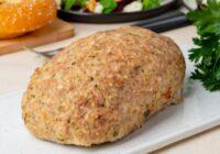 """Rulete """"Kukulītis"""" no vistas maltās gaļas. Vienkārši ideāla recepte!"""