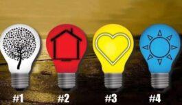 Izvēlies lampiņu un uzzini savas prioritātes! + Vēl pieci interesanti testi