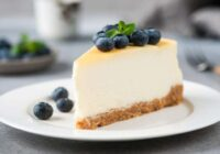 Klasiskas siera kūkas recepte. + Vēl piecas desertu receptes!