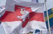 Baltkrievu karoga kauja: Ilvess atbalsta; hokeja federācija izvirza ultimātu