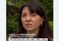 """""""Viņu piespieda atzīt vainu."""" Aizturētā baltkrievu opozicionāra māte lūdz starptautisku palīdzību"""
