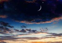 Tuvojas Jauns mēness. Ko vislabāk darīt šajā laikā, iesaka astrologi
