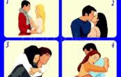 TESTS. Izvēlies apskāvienu un uzzini, kādas attiecības tu veido!